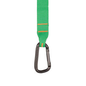 Sea to Summit Carabiner Tie Down 3,0m Pair orange/green